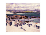 White Sands, Iona Giclee Print by Francis Campbell Boileau Cadell