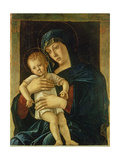 The Greek Madonna and Child Giclée-tryk af Giovanni Bellini
