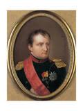 Napoleon I, 1814 Giclee Print by Jean Baptiste Joseph Duchesne