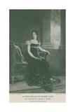Eugenie-Bernardine-Desiree Clary Giclee Print by Francois Gerard