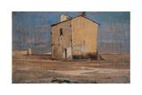 Sardinia, 1890 - 1900 Lámina giclée por Giovanni Fattori