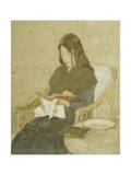 The Seated Woman, 1919-1926 Giclee Print by Gwen John