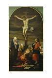 The Crucifixion Giclee Print by Jacopo Bassano