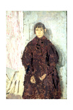 Girl in a Mulberry Dress, 1923 Giclee Print by Gwen John