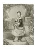 The Heiress Giclee Print by John Hayter