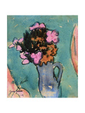 Vase of Flowers, C.1927 Giclee Print by Gwen John