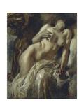 Cleopatra, 1888 Giclee Print by Gaetano Previati