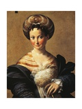 The Turkish Slave Giclee Print by Francesco Parmigianino