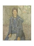 Study of a Young Girl, 1922 Giclee Print by Gwen John