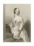 The Viscountess Barrington Giclee Print by John Hayter