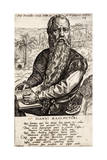 Jan Maio Giclee Print by Johan Wierix