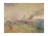 J. M. W. Turner - Folkestone - Giclee Baskı
