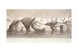 Cape Byam Martin Giclee Print by John Ross