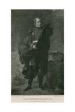 Count Maximilien-Sebastien Foy Giclee Print by Francois Gerard