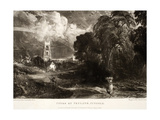 Stoke by Neyland Giclee Print by John Constable
