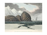 Cape Melville and Melvilles Monument, Illustration from 'A Voyage of Discovery...', 1819 Giclee Print by John Ross