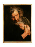 Portrait of a Man Giclee Print by Jacob Jordaens