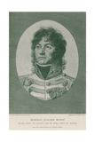 Marshal Joachim Murat Giclee Print by Francois Gerard