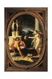 Medea Rejuvenating Aeson Giclee Print by Girolamo Macchietti