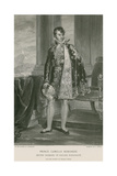 Prince Camillo Borghese Giclee Print by Francois Gerard