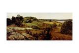 Landscape Giclee Print by John Frederick Kensett