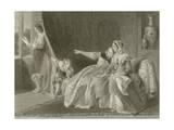 Valentine's Day Giclee Print by John William Wright