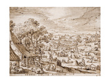 Summer, 1608 Giclee Print by Hans Bol
