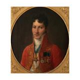Baron of Marinville Giclee Print by Francois Josephe Kinson