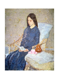 The Convalescent, C.1923-24 Giclee Print by Gwen John