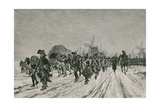 The Conquest of Holland Giclee Print by Francois Flameng