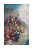 The Nativity Giclee Print by Harold Copping