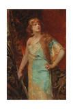 Judith Giclee Print by Jean Joseph Benjamin Constant