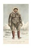 Arctic Highlander Giclee Print by John Ross