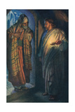 Nicodemus Giclee Print by Harold Copping