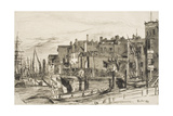 Thames Police Giclee Print by James Abbott McNeill Whistler