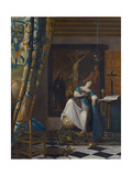 Allegory of the Faith, C.1672-74 Giclee Print by Jan Vermeer