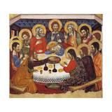 Last Supper, Ca 1370 Giclee Print by Jaime Serra