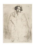 Becquet Giclee Print by James Abbott McNeill Whistler