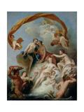The Toilet of Venus Giclee Print by Francois Lemoyne
