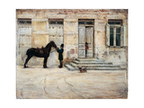 The Groom Giclee Print by Giuseppe De Nittis