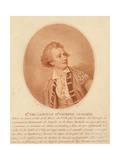 Vincente Lunardi, C.1786-1800 Giclee Print by Thomas Burke