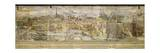Siege of Vienna in 1529 Giclee Print by Marcello Fogolino