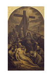 The Deposition of Christ Giclee Print by Lattanzio Querena