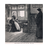 Roger Ascham's Visit to Lady Jane Grey Giclee Print by Henry Marriott Paget