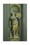 Prophetess, Panel Giclee Print by Lorenzo Ghiberti