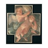 Putti Carrying Mitre, 1613 Giclée-Druck von Guido Reni