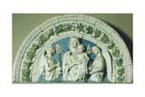 Madonna and Child Giclee Print by Luca Della Robbia