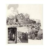 The Fortress of Mycenae Giclee Print by Pat Nicolle