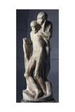 Rondanini Pieta, 1555-1564 Giclee Print by  Michelangelo