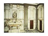 Lorenzo De Medici's Tomb Giclee Print by  Michelangelo